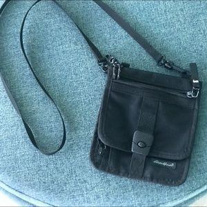 Eddie Bauer travel purse